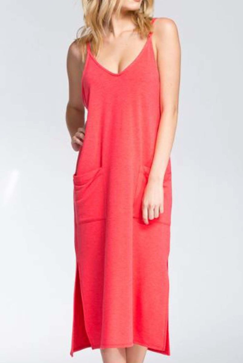 Spaghetti strap dress - product images  of