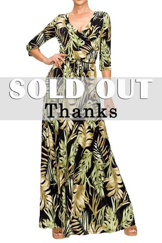 Deep,greens,in,jungle,maxi,wrap,dress,Deep greens in jungle maxi wrap dress , redapparelonline, 6ws, Janette fashion, Janette, Maxi wrap dress, wrap dress, work dress, vacation dress, affordable wrap dress