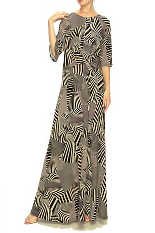 Matrox,knotted,on,waist,maxi,dress,red apparel, Janette fashion, Matrox knotted on waist maxi dress