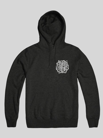 AnyForty,Idents,-,Family,Black,Pullover,Hoody, Ident, Logo, Branded, Andre Beato