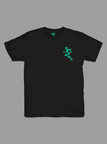 AnyForty,Presents,No,Club,Running,-,Short,Sleeve,Tee, No Club Running Club