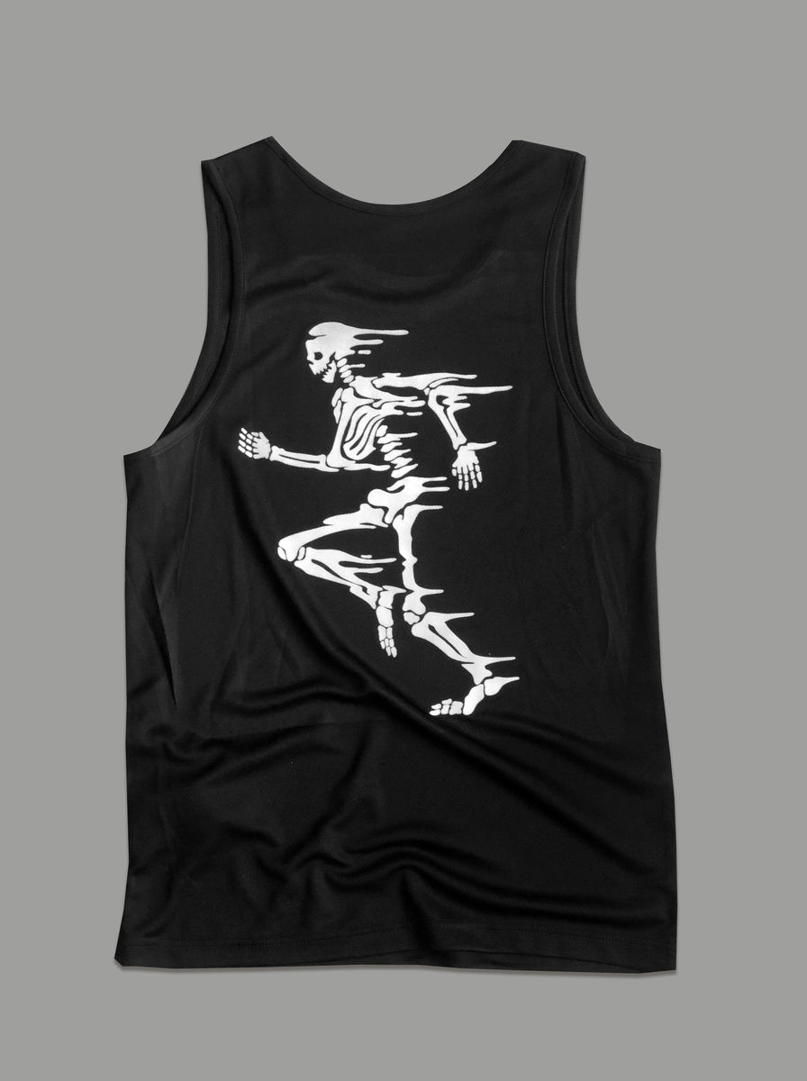 AnyForty Presents No Club Running Club -  Running Vest - product images  of