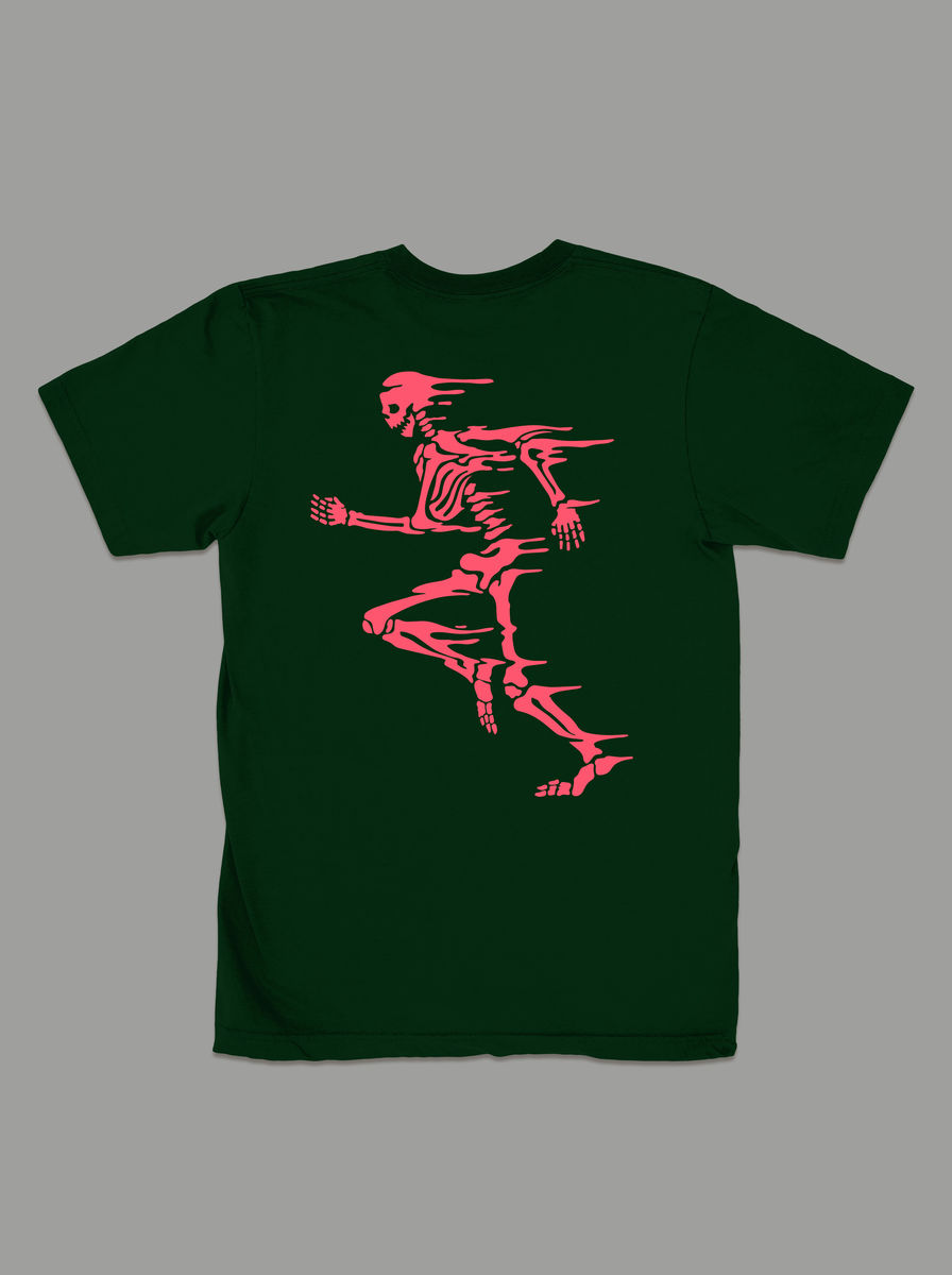 AnyForty Presents No Club Running Club - NCRC Tee - product images  of