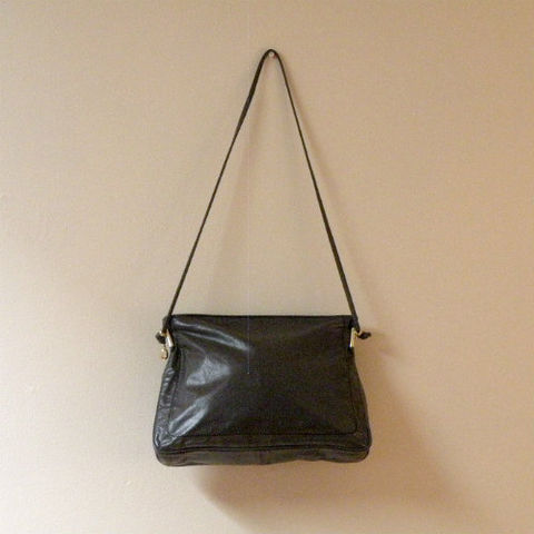 80s The New Neutral Purse 1980s Vintage