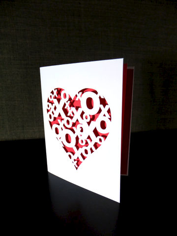 Hugs,and,Kisses,Greeting,Card,love, first anniversary, valentine, xoxo, x and o, greeting card, handmade