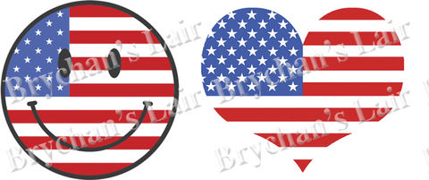 Patriotic,Smiles,USA,Flag,Novelty,Craft,Supply,Grosgrain,Ribbon,Patriotic Smiles USA Flag Novelty Designer Grosgrain Ribbon, novelty craft ribbon, designer grosgrain ribbon, custom printed ribbon, usa made grosgrain ribbon