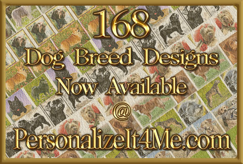 168,Dog,Breed,Grosgrain,Ribbon,Designs,Now,Available,168 Dog Breed Grosgrain Ribbon Designs Now Available, Personalize It 4 Me, Olie's Closet, Bulk grosgrain ribbon, wholesale lace and trims, best price wholesale grosgrain ribbon