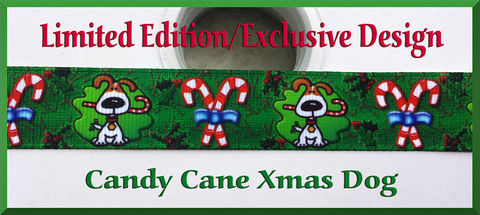Candy,Cane,Christmas,Dog,Exclusive,Limited,Edition,Grosgrain,Ribbon,Candy Cane Christmas Dog Exclusive Limited Edition Grosgrain Ribbon, Christmas Dog ribbon, breed specific dog ribbon, craft dog ribbon, grosgrain ribbon, dog breed grosgrain ribbon, custom grosgrain ribbon, designer grosgrain ribbon, pedigree dog grosgrai