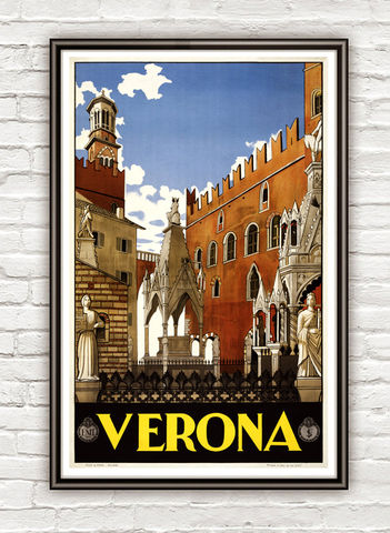 Vintage,Poster,of,Verona,Italy,Italia,1930,Tourism,poster,travel,Art,Reproduction,Open_Edition,vintage_poster,Italia_tourism,italy,italy_vintage,travel_poster,italy_travel,italien_decor,verona,verona_wall_decor,verona_decor,verona_poster,verona_italy,italia_verona