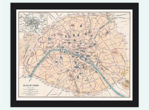 Vintage,Old,Map,of,Paris,,France,1800,Art,Reproduction,Illustration,paris,france,vintage_map,old_map_of_paris,paris_map,map_of_paris,paris_poster,antique_paris,vintage_paris,paris_retro,old_paris,paris_plan,paris_decor