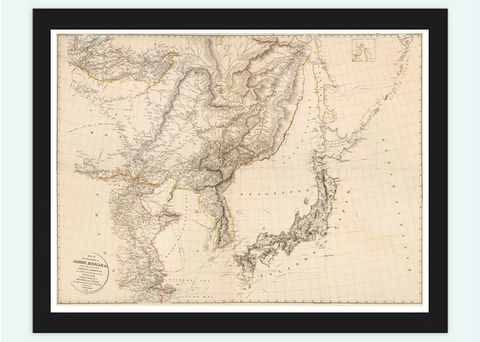 Old,Map,of,China,Japan,and,Korea,,,1818,,Asia,Antique,map,Art,Reproduction,Open_Edition,map_of_china,china,asia,china_map,old_map_of_china,vintage_map_china,asia_map,vintage_map,korea_map,korea,china_poster,japan_map,japan