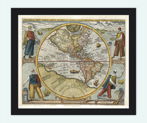 Old,map,of,America,1596,Western,Hemisphere,Art,Reproduction,Open_Edition,old_map,atlas,united_States,south_america,brasil,Peru,vintage_map,america_old_map,america_map,western_hemisphere,north_america,world_medieval,medieval_map