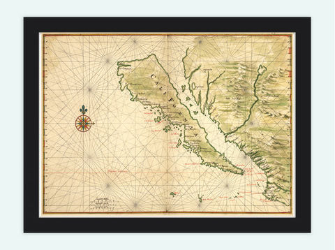 Vintage,Map,of,California,,Old,map,1650,Art,Reproduction,Open_Edition,old_map,antique_map,historic_map,new_zealand_vintage,old_map_new_zealand,california_map,map_of_california,antique_california,california_retro,old_map_california,california_island,californian_vintage