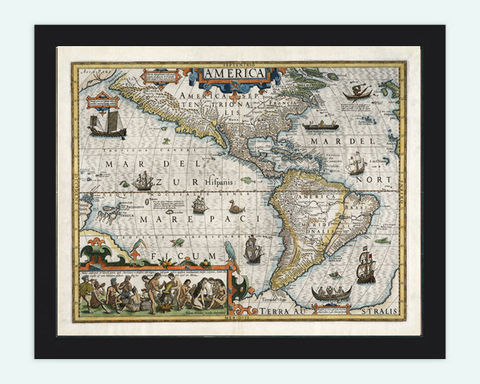 Vinttage,map,of,South,America,1628,Art,Reproduction,Open_Edition,old_map,antique,atlas,united_States,south_america,brasil,Peru,vintage_map,engraving,america_old_map,america_map,historic_map,western_hemisphere
