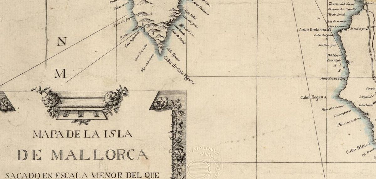 Old Map of Mallorca Maiorca Spain 1814 - product images  of