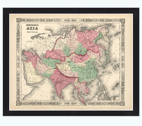Old,Map,of,Asia,,India,,China,&,South,East,1865,Art,Reproduction,Open_Edition,plan,asia,asia_map,vintage_map,old_map_of_india,india_map,india_vintage_map,india_retro_map,South_east_Asia_map,India_vintage, asia map, map of asia, antique map