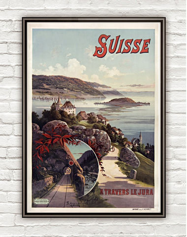 Vintage,Poster,of,Switzerland,Suisse,,1897,suisse poster, switzerland, tourisme poster,  advertise poster,Art,Reproduction,Open_Edition,vintage_poster,retro_poster,travel_poster,touristic_poster
