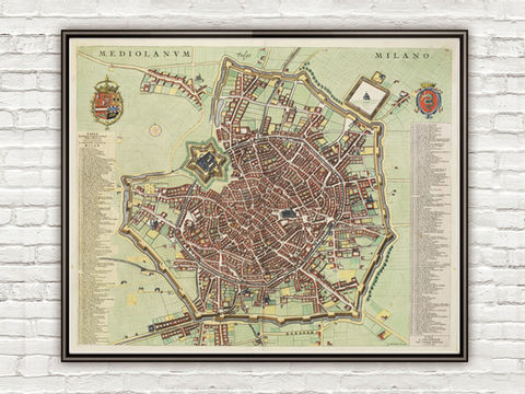 Old,Map,of,Milan,Italy,1700,Vintage,Art,Reproduction,Open_Edition,city_map,antique,Europe,italy,italia,milan,milano,city_plan,vintage_poster,vintage_map,old_map,map_of_milan,milan_map