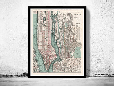 Old,Map,of,New,York,,United,States,1897,Manhattan,Art,Reproduction,Open_Edition,United_States,new_york,old_map,vintage_map,new_york_map,manhattan_map,antique_map,new_york_poster,manhattan_poster,brooklyn_vintage,brooklyn_map,ny_map