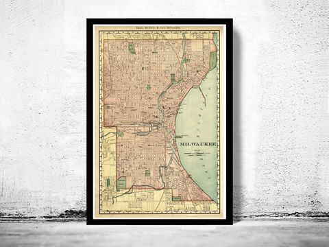 Old,Map,of,Milwaukee,1898,Art,Reproduction,Open_Edition,united_states,antique_map,united_states_map,antique_milwaukee,milwaukee_map,milwaukee,milwaukee_poster,milwaukee_vintage,milwaukee_city,milwaukee_retro,old_map_of_milwaukee