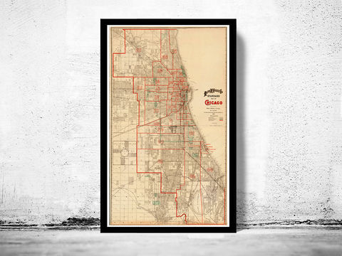 Old,Map,of,Chicago,1893,Vintage,Art,Reproduction,Open_Edition,vintage,United_States,retro,antique,business_district,old_map,vintage_map,vintage_poster,map_of_chicago,chicago_map,chicago_poster,chicago_vintage