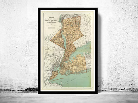 Old,Map,of,New,York,1895,Dutchess,,Kings,,Queens,,Richmond,,Rockland,,Westchester,and,Putnam,, Manhattan  , new york  , old map , vintage map  , new york map  , manhattan map × antique map  × new york poster  , manhattan poster , brooklyn vintage  , brooklyn map  , ny map, new york poster, ny poster, map of new york, new york map,Dutchess, Kings