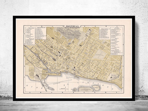 Old,Map,of,Montreal,,Canada,1894,Art,Reproduction,Open_Edition,vintage_map,city_plan,old_map,streets,canada,quebec,poster,montreal_map,montreal_city,montreal,map_of_montreal,montreal_guide,montreal_poster