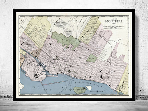 Old,Map,of,Montreal,,Canada,1903,Art,Reproduction,Open_Edition,vintage_map,city_plan,old_map,streets,canada,quebec,poster,montreal_map,montreal_city,montreal,map_of_montreal,montreal_guide,montreal_poster