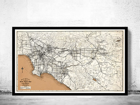 Vintage,Old,Map,of,Los,Angeles,1926,United,States,Art,Reproduction,Open_Edition,gravures,united_states,Los_Angeles,north_america,historic_map,old_map,vintage_map,los_angeles_map,map_of_los_angeles,vintage_poster,antique_map,los_angeles_poster,california_map