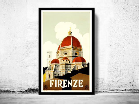 Vintage,Poster,of,Florence,Firenze,Italy,Italia,1930,Tourism,poster,travel,Art,Reproduction,Open_Edition,vintage_poster,Italia_tourism,italy,italy_vintage,travel_poster,italy_travel,italien_decor,toscana_poster,firenze,florence,florence_decor,florence_italy,florence_poster