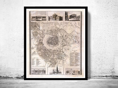 Old,Map,of,Vienna,Wien,with,gravures,,Austria,1844,Vintage,Art,Reproduction,Open_Edition,illustration,wien,vienna,vintage_map,city_plan,old_map,wien_map,vienna_old_map,map_of__vienna,vienna_poster,vienna_plan,austria_map,Austria_poster