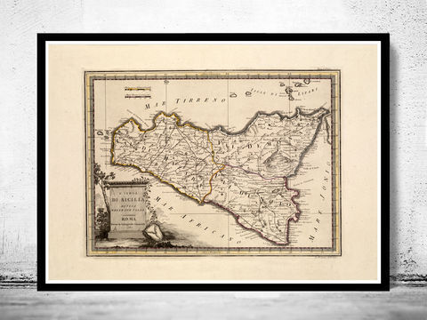 Old,Map,of,Sicily,Sicilia,Italy,1790,Vintage,Art,Reproduction,Open_Edition,city_map,retro,antique,Europe,italy,italia,vintage_map,city_plan,old_map,syracuse, siracusa, syracuse map, syracuse poster, syracuse sicily, sicilia