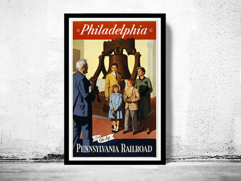Vintage,Poster,of,Philadelphia,Pennsylvania,1955,Tourism,poster,travel,philadelphia poster, Art,Reproduction,Open_Edition,vintage_poster,travel_poster,Pennsylvania_poster,Pennsylvania_retro,Pennsylvania_vintage,Pennsylvania_tourism,Pennsylvania_travel,Pennsylvania_deco