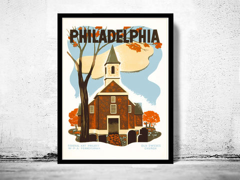 Vintage,Poster,of,Philadeplphia,1941,Tourism,poster,travel,Art,Reproduction,Open_Edition,vintage_poster,travel_poster,philadeplhia_poster,philadelphia_vintage,philadelphia_retro,poster_philadephia,philadelphia_tourism,philadelphia_decor