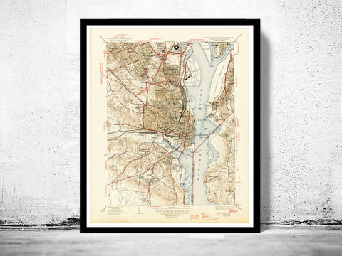 Old,Map,of,Alexandria,Virginia,Columbia,Vintage,alexandria, virginia, columbia, alexandria virginia