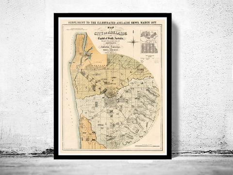 Vintage,Map,of,Adelaide,City,,,Australia,Oceania,1877,Art,Reproduction,Open_Edition,old_map,adelaide_city,adelaide_australia,map_of_adelaide,vintage_adelaide,australia_capital,australia_city,australia_vintage,old_map_adelaide,adelaide_city_plan