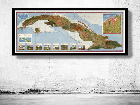 Old,Map,of,Cuba,and,Habana,,1945,Vintage,Art,Reproduction,Open_Edition,retro,florida_poster,Cuba_map,cuba_vintage_map,old_map_fo_cuba,cuba_poster,antique_cuba,cuba_retro,gift_cuba,cuba_old_map,habana_map,havana,habana
