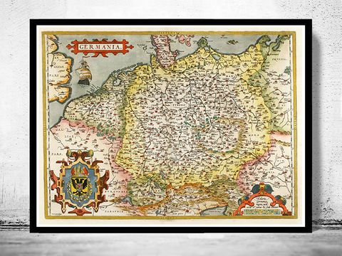 Vintage,Map,of,Germany,Germania,Antique,Deutshland,1595,Art,Reproduction,Open_Edition,old_map,antique,atlas,1863,illustration,detailed,mapa,germany,deutshland,germany_map,germania_map,old_map_germany,deustshland_map