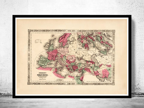 Old,Map,of,Mediterranean,Sea,1865,Roman empire, italy,italie,mediterranean_sea,Vintage_map,vintage_poster,old_map,antique map, mediterranean sea,old_map_of_italy,antique_map_italy,map_poster, mediterranean map