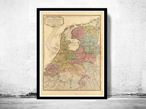 Vintage,Map,of,The,Netherlands,Hollandia,Holland,1794,Art,Reproduction,Open_Edition,old_map,atlas,illustration,antique_map,belgium_map,netherlands_map,holland_map,dutch,amsterdam_map,old_belgium_map,historic_map,vintage_map