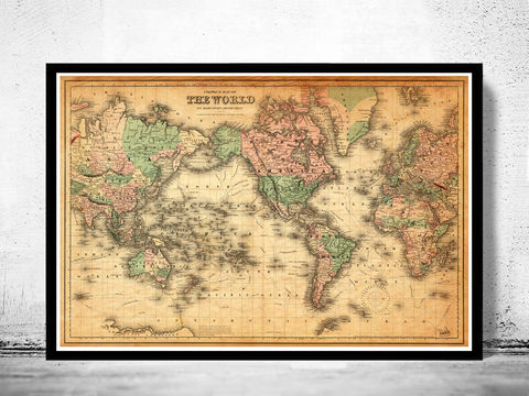 Vintage,Map,of,The,World,1876,Mercator,projection,Art,Reproduction,Open_Edition,World_map,old_map,antique,atlas,discoveries,explorations,vintage_poster,city_plan,earth_atlas,map_of_the_world,world_map_poster,old_world,vintage_world_map