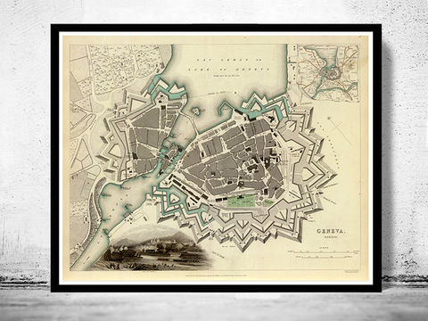 Old,Map,of,Geneve,Geneva,City,Switzerland,1841,old maps online, old maps for sale, old map of geneve,Art,Reproduction,Illustration,vintage,plan,region,city,gravure,old_map,vintage_map,map_of_geneve,geneve_switzerland, old maps reproductions, maps reproductions