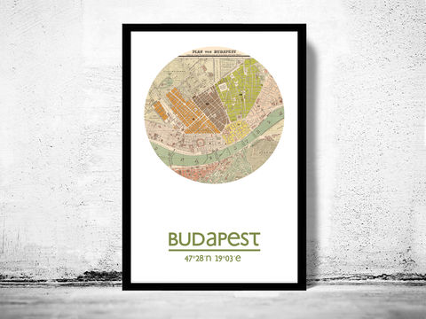 BUDAPEST,-,city,poster,map,print, BUDAPEST print, BUDAPEST poster, HUNGARY Poster, HUNGARY art, BUDAPEST city, poland map, wall decor, city,maps, travel poster