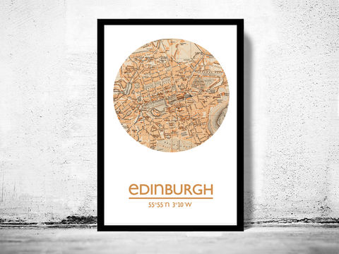 EDINBURGH,-,city,poster,map,print,Art,Reproduction,Open_Edition,edinburgh_print,edinburgh_poster,scotland_Poster,scotish_art,edinburgh,edinburgh_map,wall_decor,maps,travel_poster