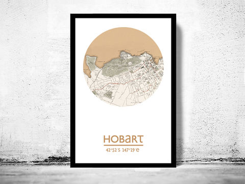 HOBART,-,city,poster,map,print,Art,Reproduction,Open_Edition,hobart_print,tazmania_poster,tazmanian_art,hobart,hobart_map,wall_decor,tazmaniaart,maps,travel_poster