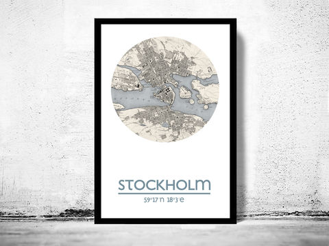 STOCKHOLM,-,city,poster,map,print,Art,Reproduction,Open_Edition,STOCKHOLM_print,STOCKHOLM_poster,sweden_Poster,STOCKHOLMart,STOCKHOLM_map,wall_decor,maps,travel_poster