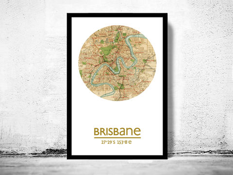 BRISBANE,-,city,poster,map,print,Art,Reproduction,Open_Edition,brisbane_print,australia_poster,australian_Poster,australian_art,brisbane,brisbane_map,wall_decor,australia_art,maps,travel_poster