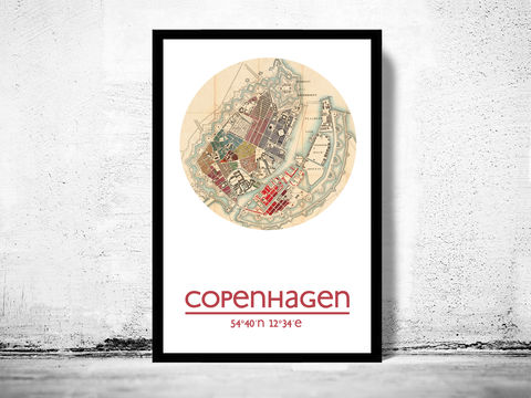 COPENHAGEN,-,city,poster,map,print,Art,Reproduction,Open_Edition,copenhagen_print,copenhagen_poster,denmark_Poster,danish_art,copenhagen,copenhagen_map,wall_decor,maps,travel_poster