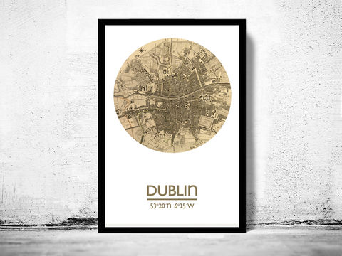 DUBLIN,-,city,poster,map,print,Art,Reproduction,Open_Edition,dublin_print,dublin_poster,Ireland_Poster,irish_art,dublin,dublin_map,wall_decor,ireland_art,maps,travel_poster