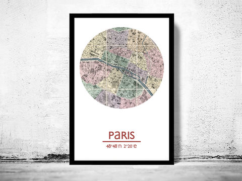 PARIS,-,city,poster,map,print,Art,Reproduction,Open_Edition,PARIS_print,paris_poster,french_art,paris_city,paris_map,wall_decor,maps,travel_poster,paris